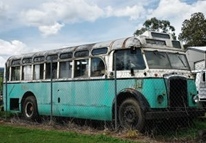 Cash for Bus Hobart